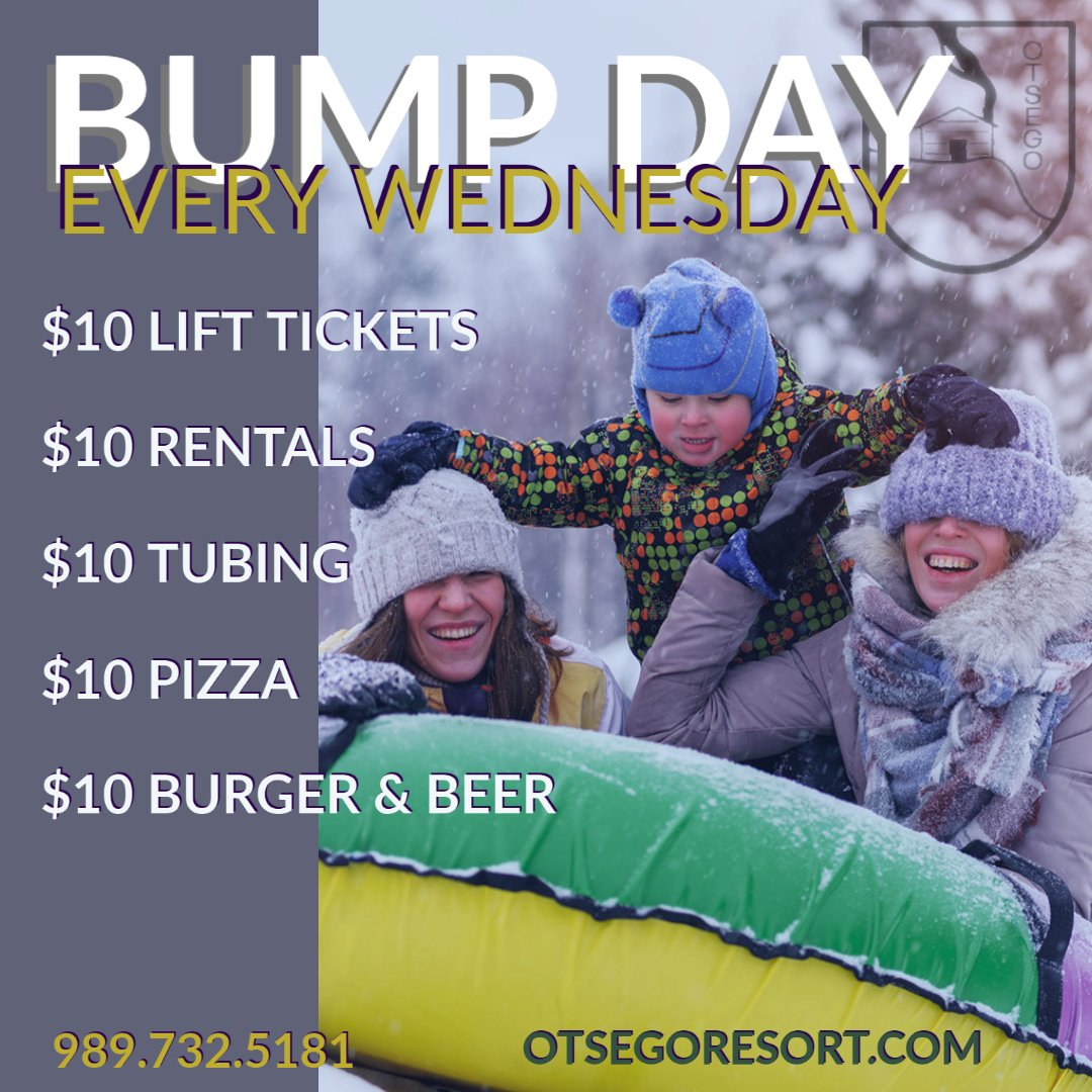 2020-21 Bump Day Special